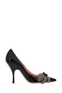 Туфли из лакированной кожи Rochas