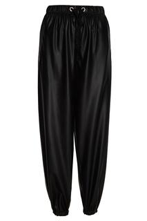 Черные широкие брюки Natasha Zinko