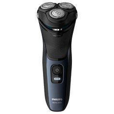 Электробритва Philips S3134 Series 3000 синий шторм