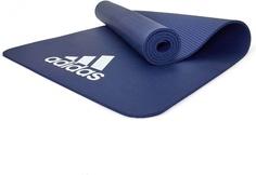 Коврик для йоги Adidas ADMT-11014BL красный 7 мм