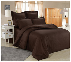 Комплект постельного белья Valtery Corie LS-20 семейный