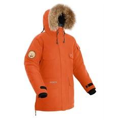 Куртка мужская Bask Taimyr, оранжевая, 60 RU