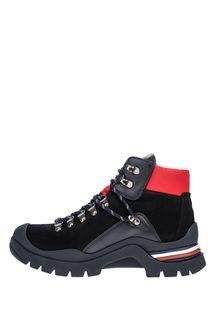 Ботинки женские Tommy Hilfiger FW0FW04346 403 синие 37 RU