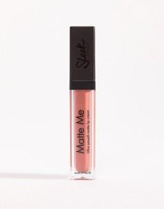 Матовая жидкая помада для губ Sleek MakeUP Matte Me-Розовый