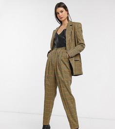 Зауженные брюки ASOS DESIGN Tall-Мульти