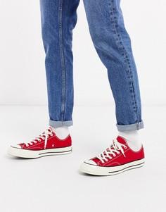 Красные кеды Converse Chuck 70-Красный