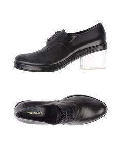 Обувь на шнурках Megumi Ochi
