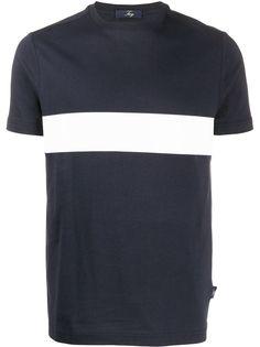 Fay футболка с короткими рукавами