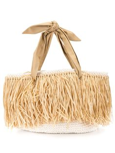 0711 плетеная пляжная сумка