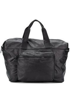 Santoni дорожная сумка с логотипом