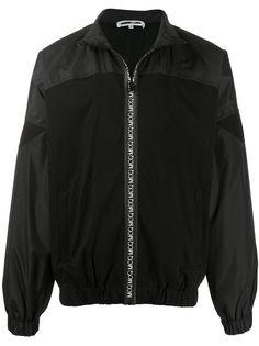 McQ Alexander McQueen спортивная куртка Logan со вставками