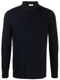 Filippa-K рубашка-поло Luke с длинными рукавами