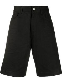 Raf Simons джинсовые шорты широкого кроя
