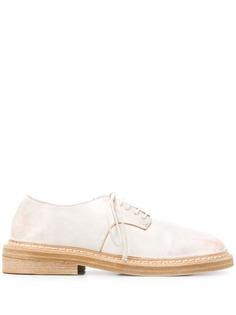 Marsèll туфли броги на шнуровке