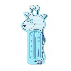 Термометр для воды BabyOno Romantic Giraffe, цвет: голубой