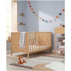 Кроватка Mothercare Balham, 140 x 70 см, бежевый