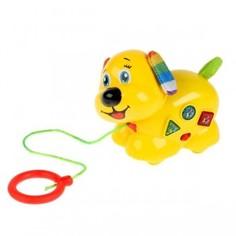 "Обучающая игрушка ""Собака-каталка"" Умка - Песни на стихи А.Барто"