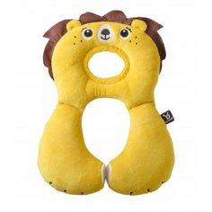 """Подушка для путешествий Ben Bat """"Лев"""" (1-4 года), цвет: желтый Benbat"""