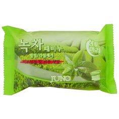 Мыло-скраб Juno с зеленым чаем