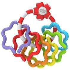 Погремушка Chicco Кольца 5954 разноцветный