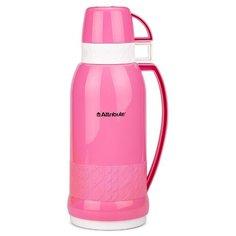 Классический термос Attribute Jersey AVF602 (1.8 л) розовый