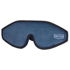 Маска для сна METTLE 3D ультра комфорт, синий
