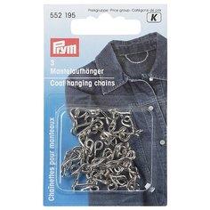Prym Петля-вешалка д/пальто 552195, серебристый (3 шт.)