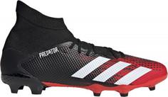 Бутсы мужские Adidas Predator 20.3 FG, размер 40,5