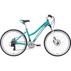 Велосипед Stark 19 Luna 26.2 D бирюзовый/белый 14,5
