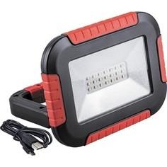 Светодиодный аккумуляторный прожектор-фонарь Feron TL911 32725 с зарядным устройством