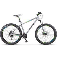 Велосипед Stels Adrenalin D 27.5 (V010) 18 серый