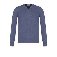 Кашемировый пуловер тонкой вязки Brunello Cucinelli