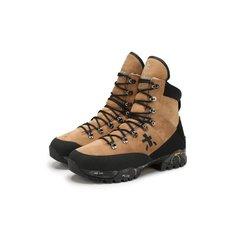 Замшевые ботинки Midtreck Premiata