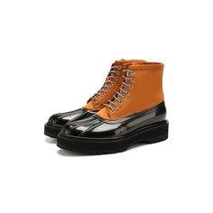 Кожаные ботинки Givenchy