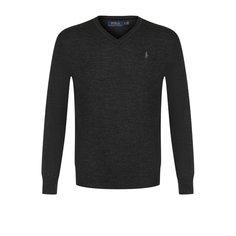 Шерстяной пуловер Polo Ralph Lauren