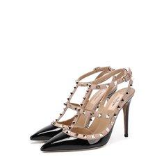 Лаковые туфли Valentino Garavani Rockstud Valentino
