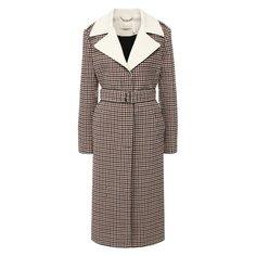 Шерстяное пальто Chloé