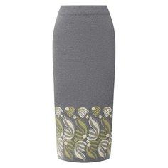Шерстяная юбка Dries Van Noten