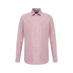 Хлопковая сорочка Corneliani