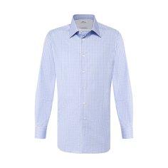 Хлопковая сорочка Brioni