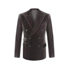 Хлопковый пиджак Ralph Lauren