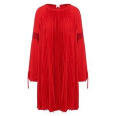 Плиссированное платье Escada Sport