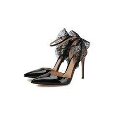 Кожаные туфли Beatrice Gianvito Rossi