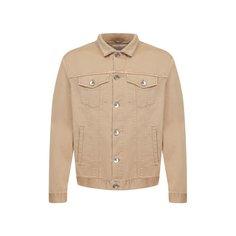 Джинсовая куртка Brunello Cucinelli