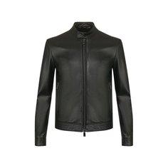 Кожаная куртка Corneliani