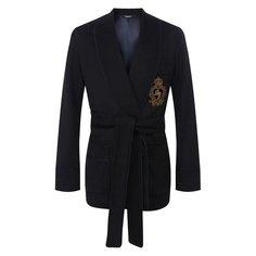 Кашемировый пиджак Dolce & Gabbana