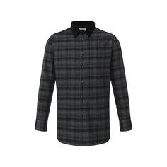Хлопковая рубашка Brioni