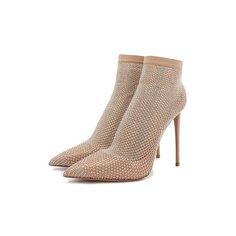 Кожаные туфли Queen Le Silla
