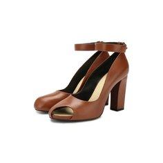 Кожаные туфли Lemaire