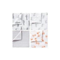 Комплект из 4-х пеленок Aden+Anais